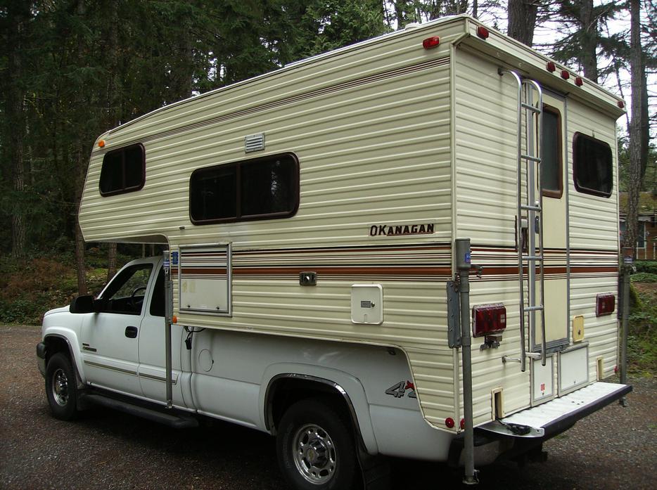 9 Ft Okanagan Camper 1990 South Nanaimo Nanaimo Mobile