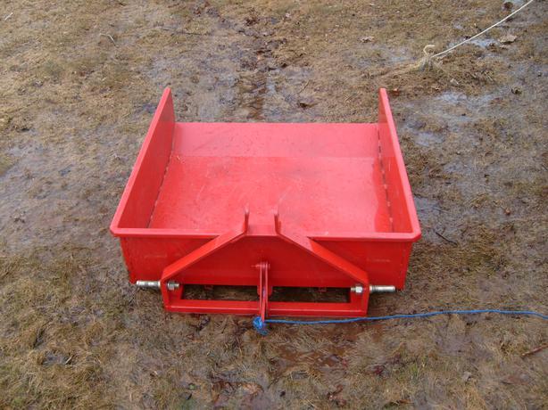Maple Ridge Dump >> three point hitch dump cart PRINCE COUNTY, PEI