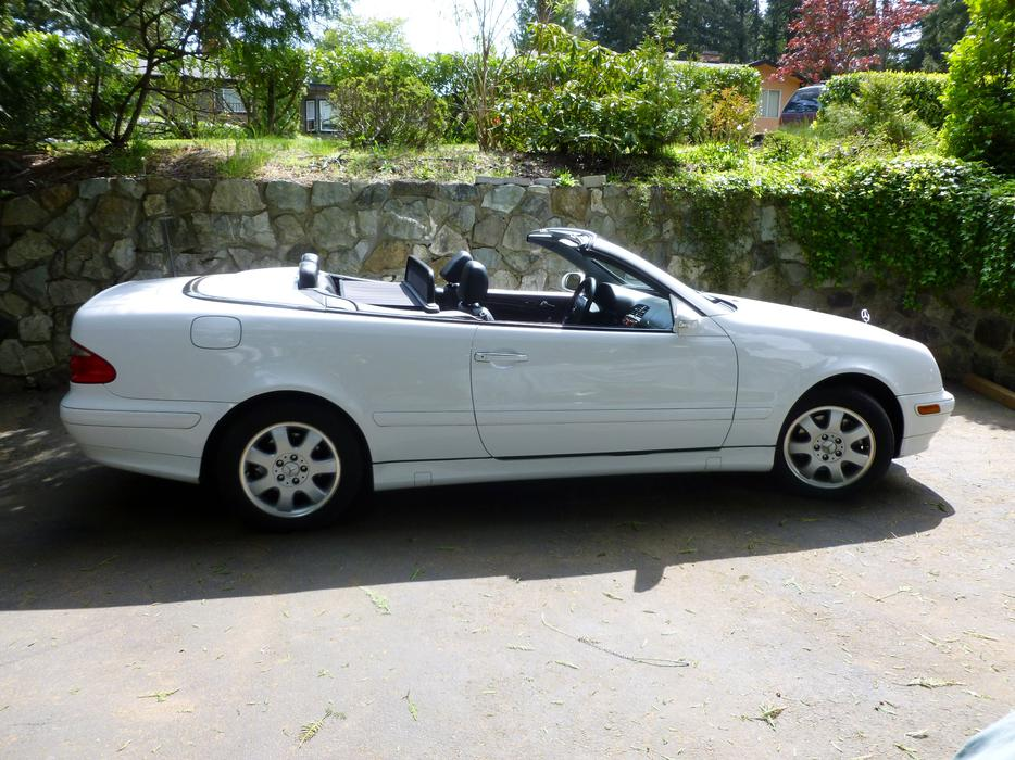 Mercedes Benz Houston North U003eu003e 2000 Mercedes Benz CLK 320 Covertable West  Shore:
