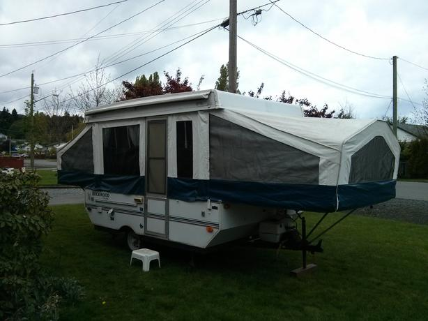 1994 Rockwood Tent Trailer South Nanaimo Parksville