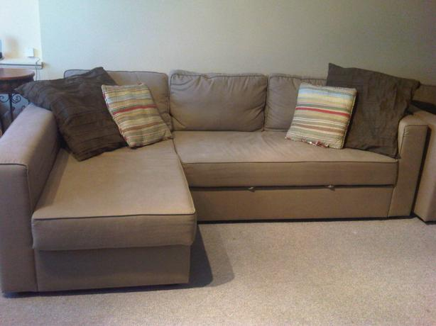 Sofa With Pull Out Bed Ikea
