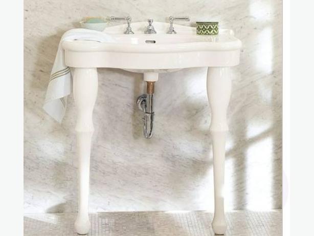 Superieur Porcelain Pedestal Sink
