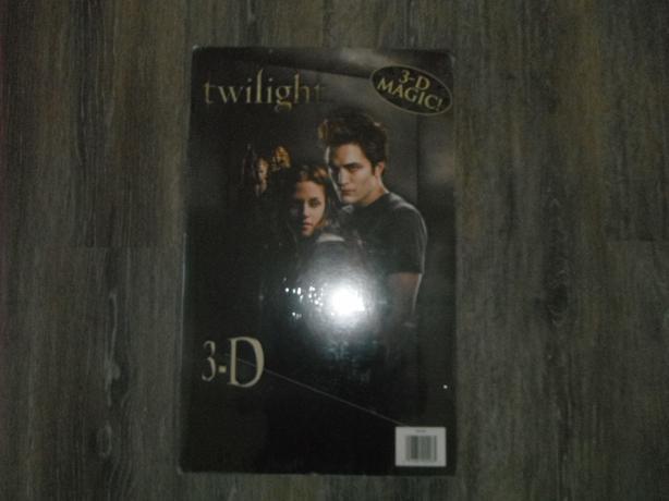 Twilight 3-D poster-Duncan