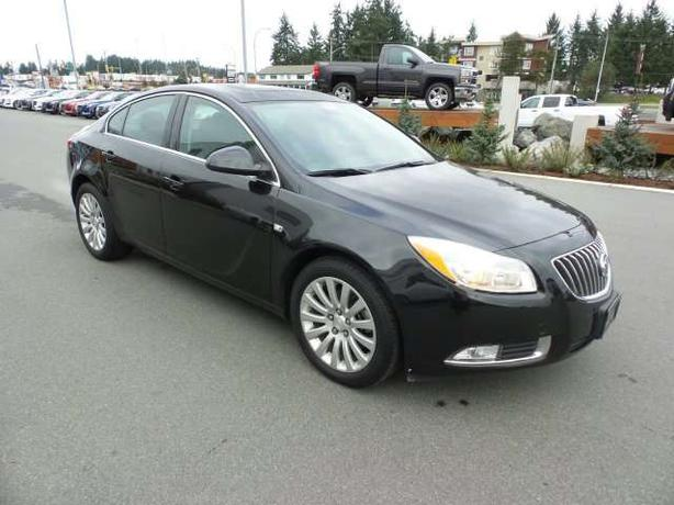 2011 buick regal cxl turbo outside victoria victoria. Black Bedroom Furniture Sets. Home Design Ideas