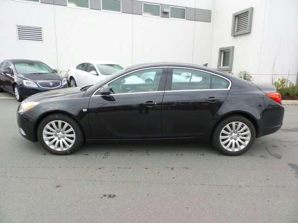 2011 buick regal cxl turbo outside nanaimo nanaimo mobile. Black Bedroom Furniture Sets. Home Design Ideas