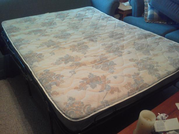 Sofa bed and love seat campbell river comox valley mobile for Sofa bed 54 wide