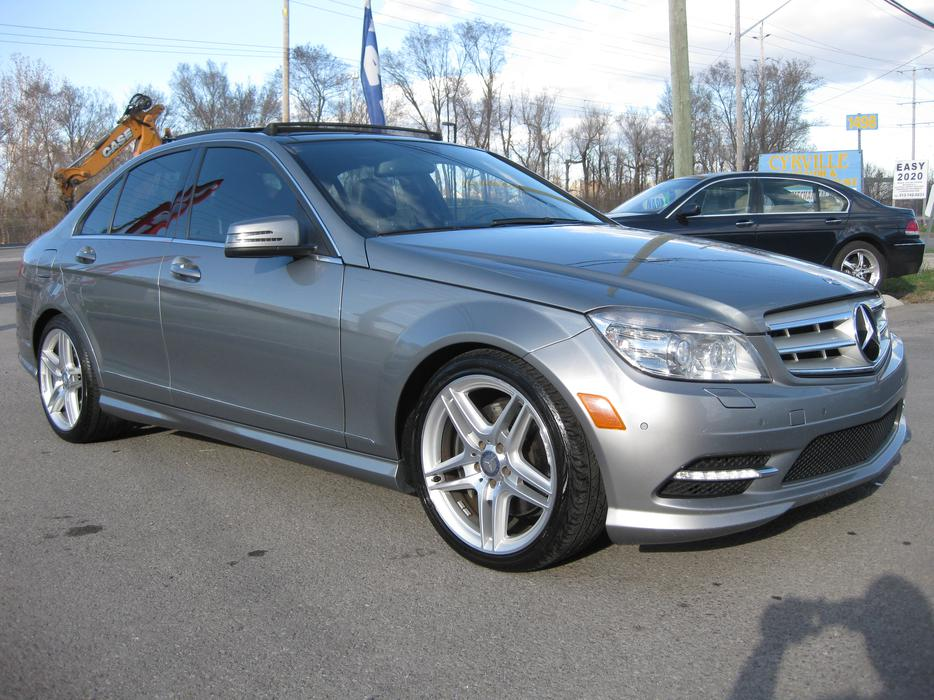 2011 mercedes benz c350 4matic navi pano roof amg pkg for Mercedes benz bay ridge