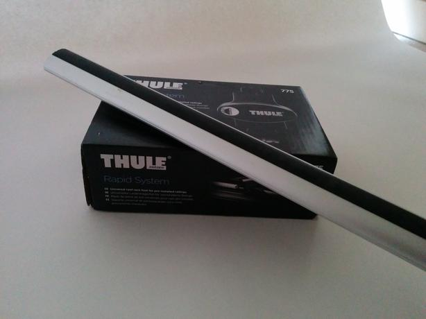 thule rapid crossroad roof rack system complete with. Black Bedroom Furniture Sets. Home Design Ideas