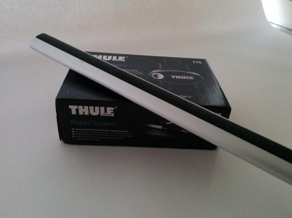 Thule Rapid Crossroad Roof Rack System Complete With