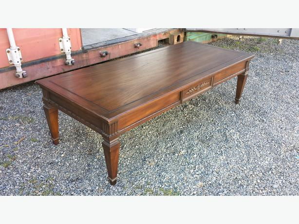 Coffee Table Used Nanaimo Deilcraft Coffee Table Central Nanaimo Nanaimo