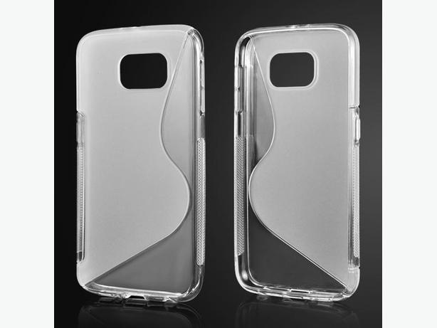Samsung Galaxy S6 TPU S Pattern Case