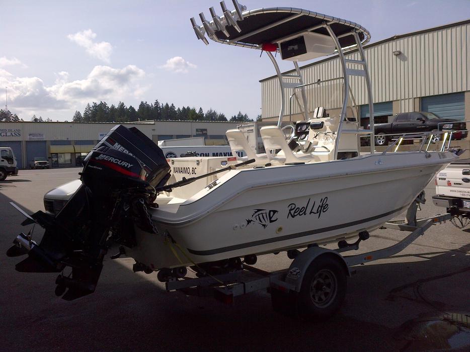 Rare Sea Ray Laguna Center Console Fishing Boat For Sale