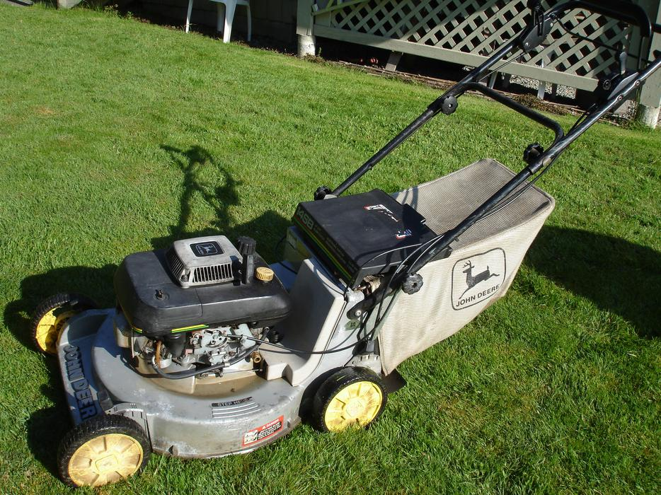 Mostreliable John Deere 21 Lawn Mower 5 5hp Kawasaki