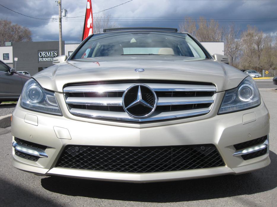 2012 mercedes benz c300 4matic navigation factory for Mercedes benz c300 4matic 2012 price