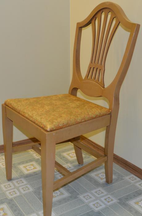 Blonde Oak Drop Leaf Duncan Phyfe Dining Room Table amp 4  : 46484501934 from www.usedcalgary.com size 460 x 700 jpeg 31kB