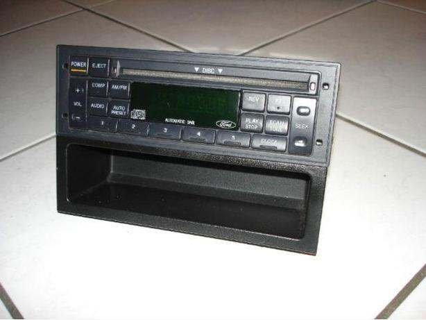 1993 ford factory radio wiring wanted: 1993 ford mustang factory cd player east regina ... ford factory radio wiring 99e 250 #4