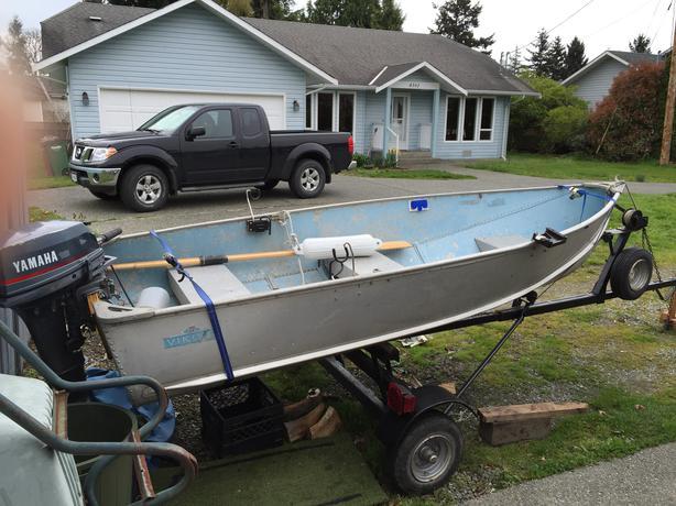 12 Foot Aluminum Boat Trailer Motor Package Reduced: aluminum boat and motor packages
