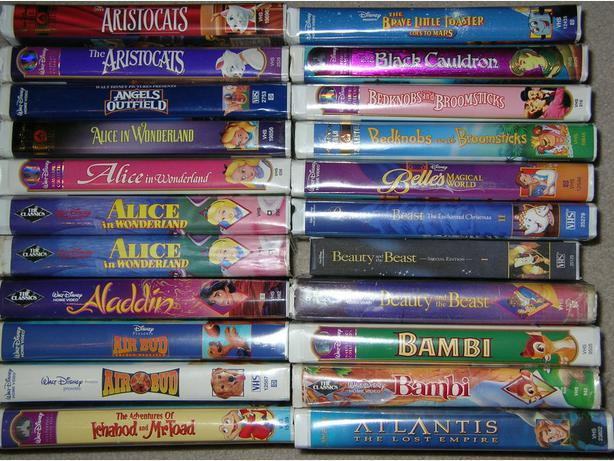 13 Disney Vhs Possible Delivery West Shore Langford