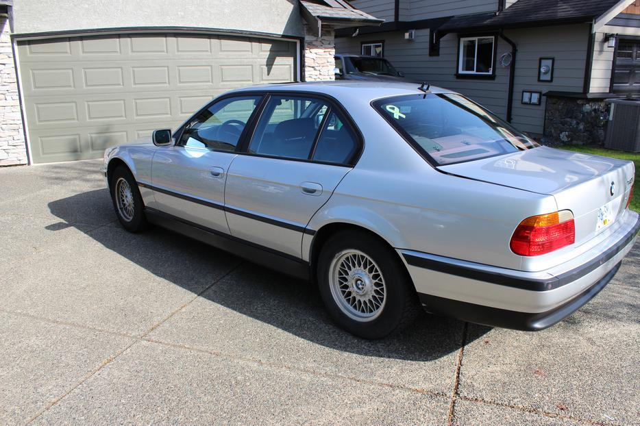 2000 Bmw 740il West Shore Langford Colwood Metchosin