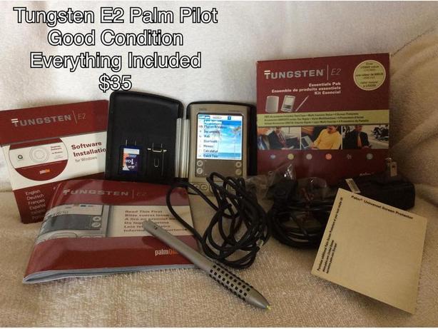 Tungsten E2 Palm Pilot