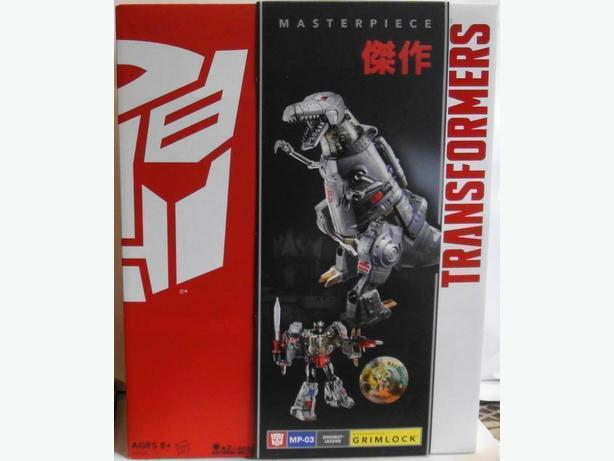 Transformers Masterpiece Grimlock FS or Trade