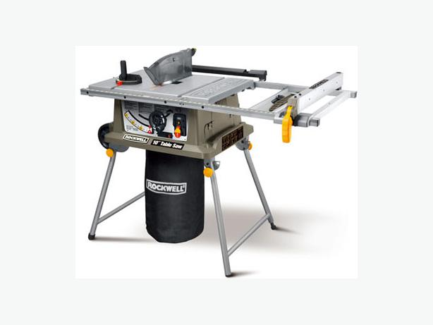 Rockwell Portable Table Saw With Laser Brand New Central Regina Regina