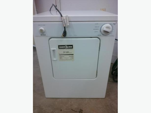 dryer apartment size 110 120 volt west regina regina