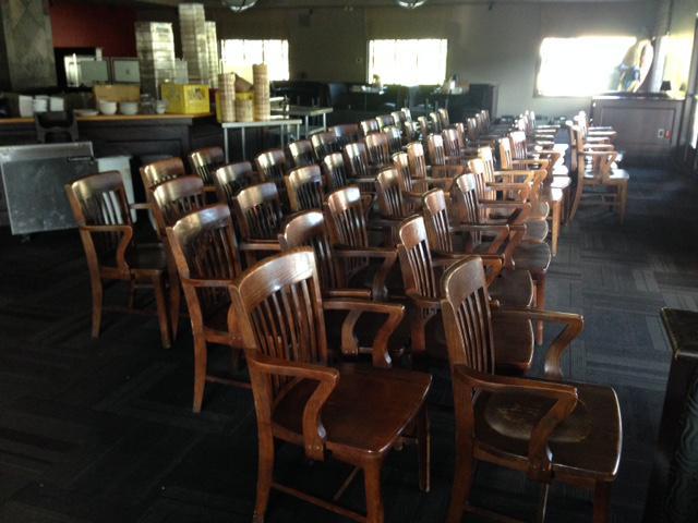 Sale restaurant furniture fixtures kitchen