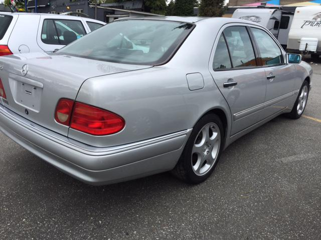 1998 mercedes benz e430 sport outside victoria victoria for Mercedes benz lease with bad credit