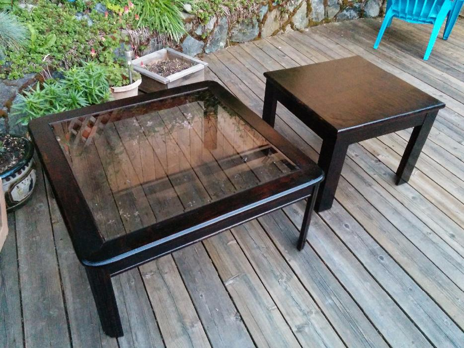 Newly Refurbished Coffee Table Saanich Victoria Mobile