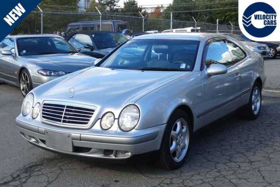 1997 mercedes benz clk class clk320 outside victoria for Mercedes benz inspection cost