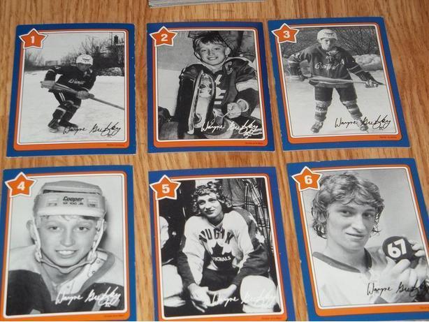 """82/83 Nielson""""s Wayne Gretzky"""