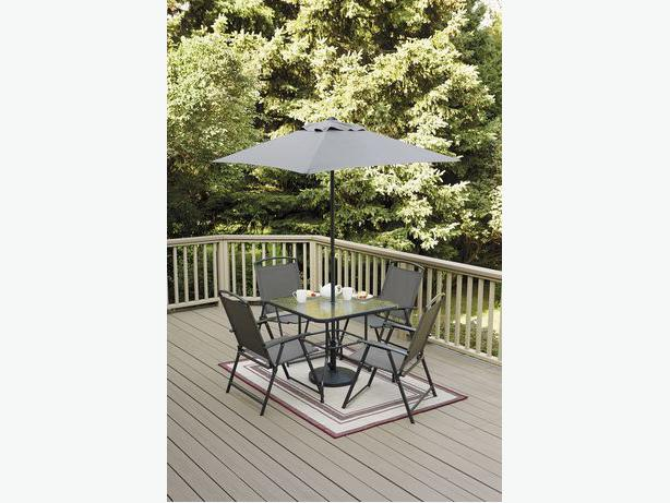 new patio table with umbrella folding patio chair