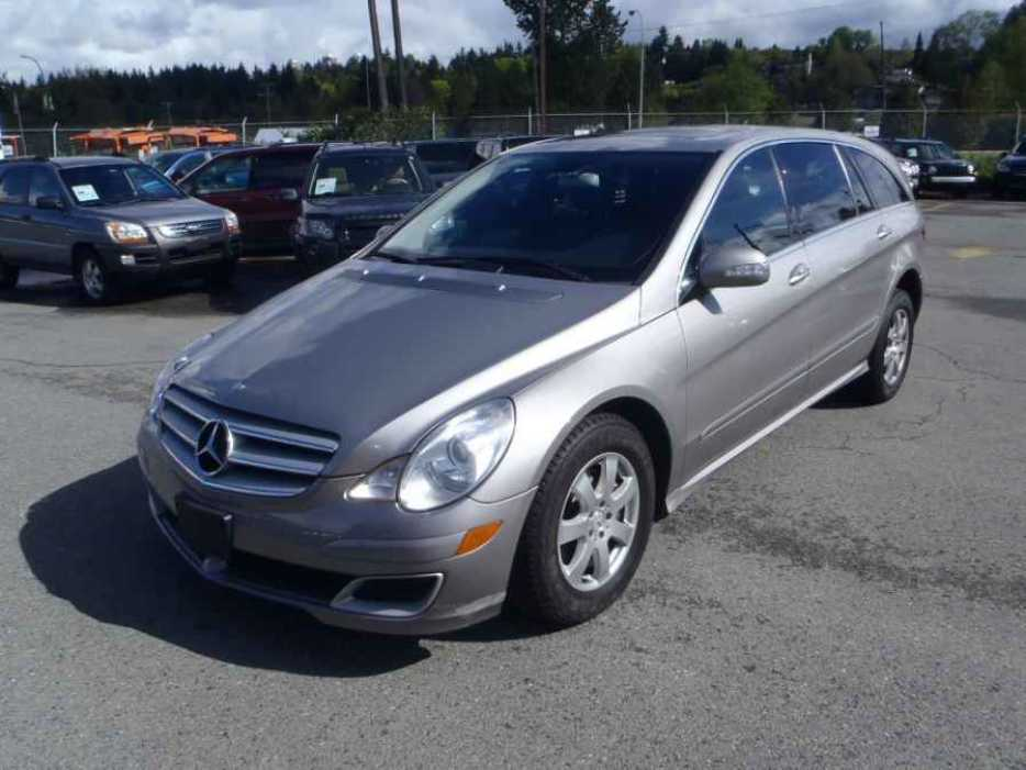 2006 mercedes benz r class outside nanaimo nanaimo mobile. Black Bedroom Furniture Sets. Home Design Ideas