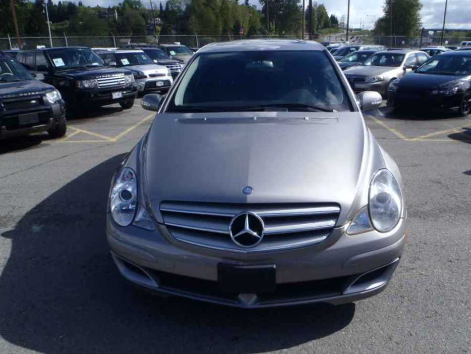 2006 mercedes benz r class outside nanaimo parksville for Mercedes benz bay ridge