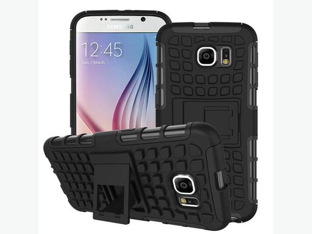 Samsung Galaxy S6 2 Part Case with Stand