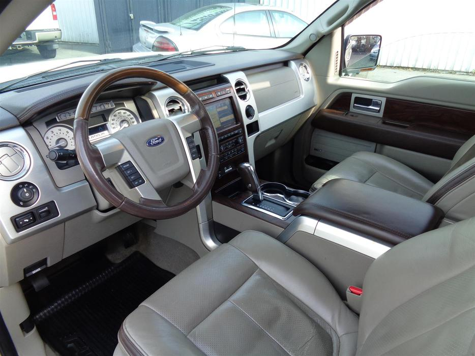 2009 ford f150 platinum edition like new highest trim level outside cowichan valley cowichan. Black Bedroom Furniture Sets. Home Design Ideas