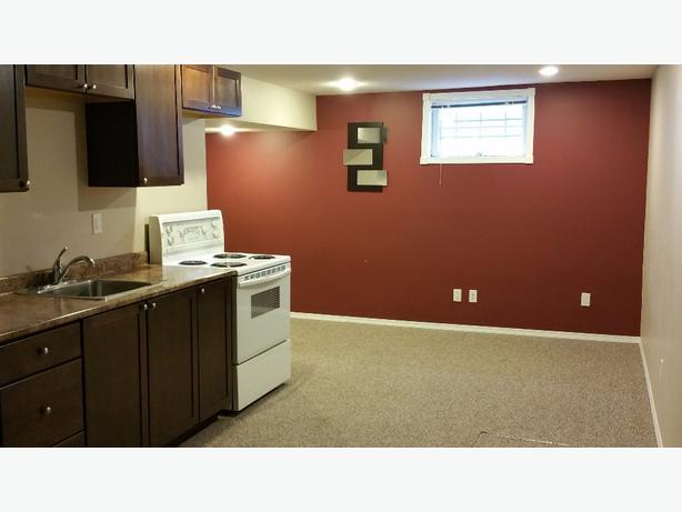 One Bedroom Basement Suit Utilities Included West Regina Regina Mobile