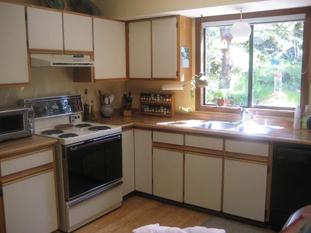 Free kitchen cabinets full set or individual west shore for Individual kitchen units