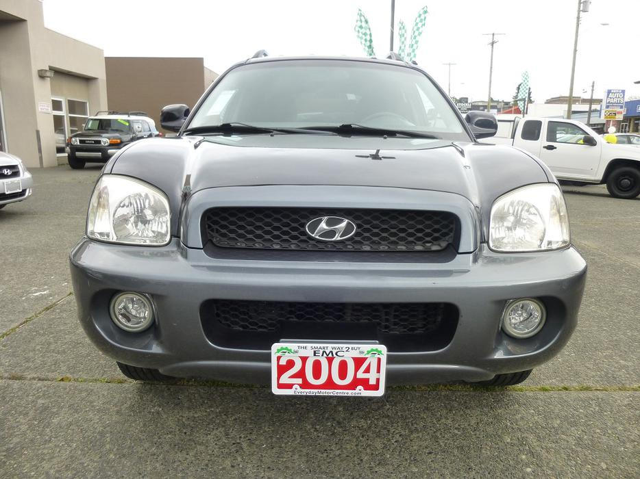 2004 Hyundai Santa Fe Gls Victoria City Victoria