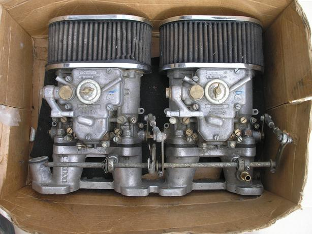Nissan Campbell River >> Weber dcoe40 carbs and Nissan Z20 Z22 Z24 manifold North Saanich & Sidney , Victoria