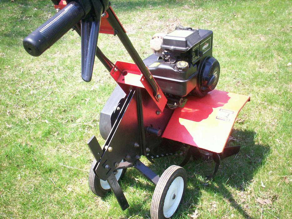 Central park 5hp Tiller Manual