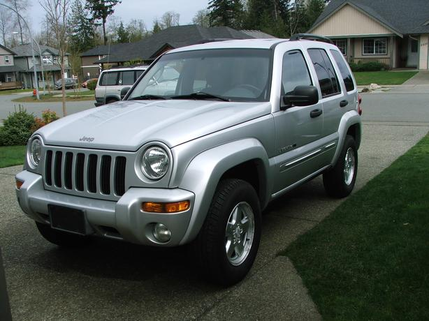 2002 jeep liberty limited suv 4x4 for sale cumberland courtenay comox. Black Bedroom Furniture Sets. Home Design Ideas