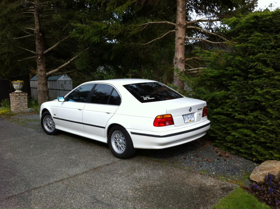 2000 Bmw 528i Excellent Value West Shore Langford Colwood