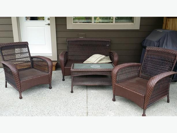 Expensive patio furniture west shore langford colwood Most expensive outdoor furniture
