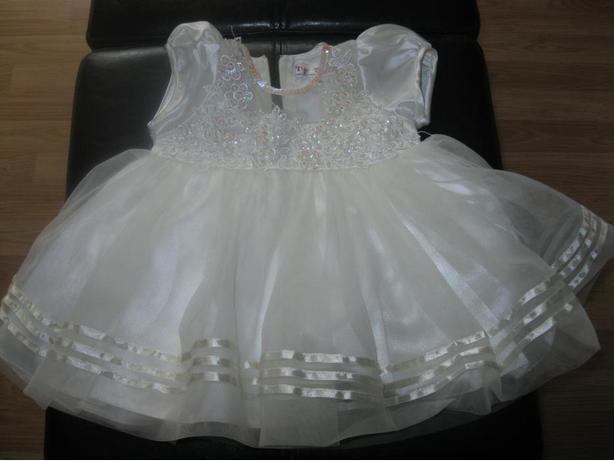 Girls DRESS - 6-12 months