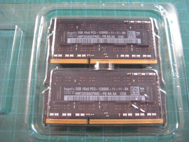 REVISED - 2 GB RAM (DDR3 SDRAM DIMM - Computer Memory - Hynix)