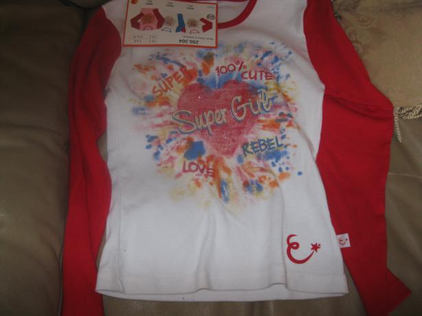 BRAND NEW with TAGS - girls top - size 8