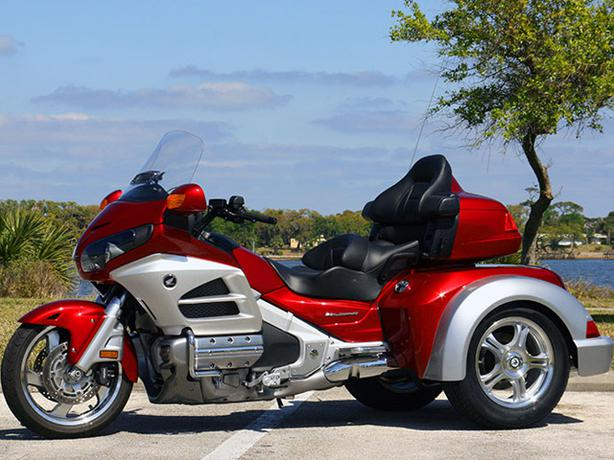 Convert your Honda to a Trike