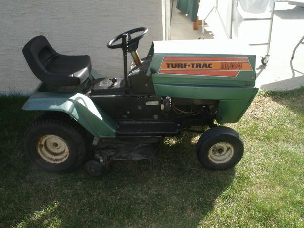 Co Op Mtd Lawn Tractor 10 34 West Regina Regina